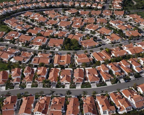 The Problem with Tract Homes with Tile Roofs